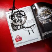 Журнал Numero октябрь 2016, Яна Расковалова, Yana jewellery