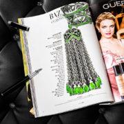 Yana jewellery, Яна Расковалова, Harper's Bazaar октябрь 2016