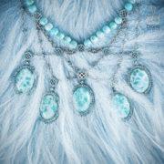 jewellery-photos, ювелирный фотограф, Ювелирная фотосъемка, ожерелье, Яны Расковаловой модель, yanaraskovalova, художественная съемка ювелирных украшений, ожерелье five senses