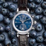 Швейцарской, часовой, компании, IWC, Schaffhausen, https://www.iwc.com/ru/ , Часы Da Vinci Chronograph Edition, Laures Sport for Good Foundation, съемка часов, фотограф часов, турбион