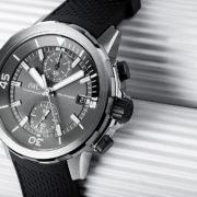 Швейцарской, часовой, компании, IWC, Schaffhausen, https://www.iwc.com/ru, Часы Aquatimer Chronograph Edition Sharks, съемка часов, фотограф часов, турбион