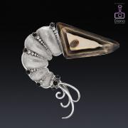 jewellery-photos, ювелирный фотограф, Ювелирная фотосъемка, брошка, кулон, подвеска, брошь