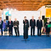 ТЭК Росии 21 век, репортажная съемка конференций, Диана Лабановская