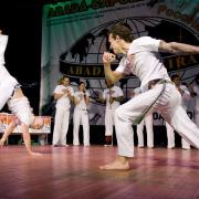 abada-capoeira репортаж
