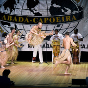 abada-capoeira report