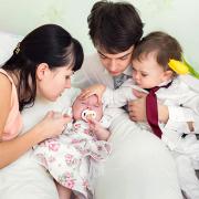 family-photos, baby, children, famili, семейная съемка, успокаивают маленькую