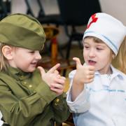 family-photos, семейная съемка, детский фотограф в Москве, детский сад, съемка утренника, 23 февраля, день защитника отечества,