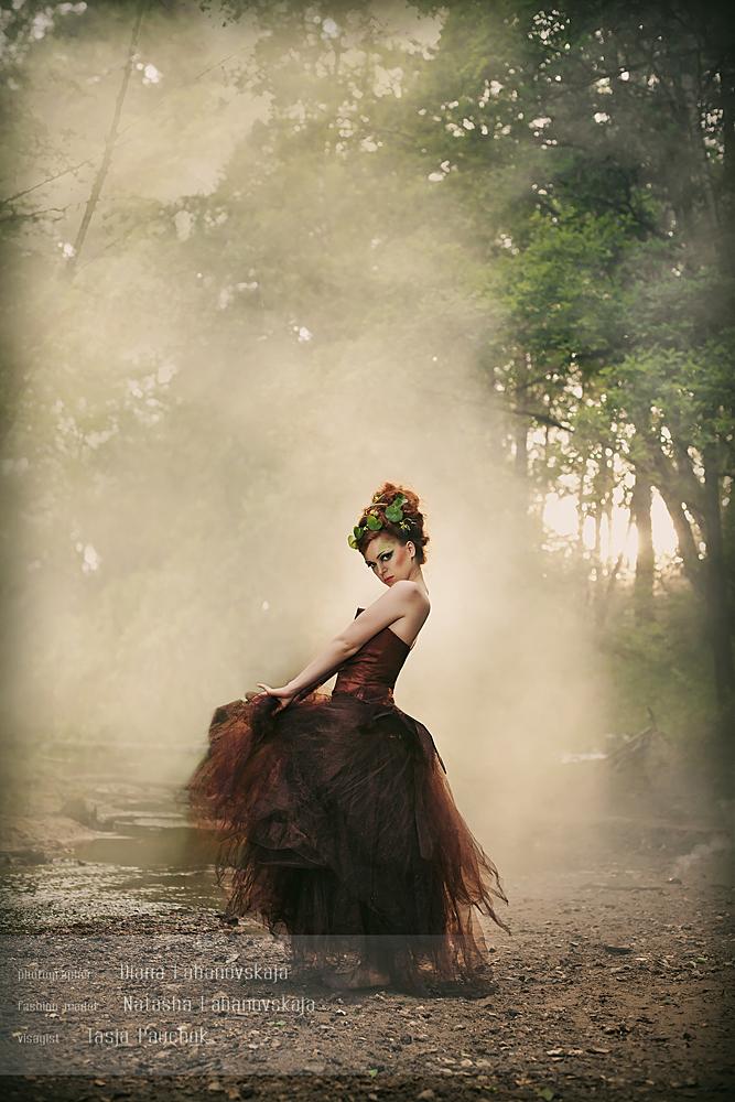 лесной дух, волшебство, эльф, фотопроект