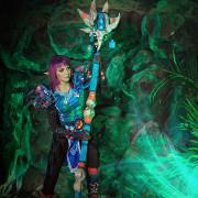 творческийпроект, косплей, друид, волшебница, art, WOW, фотопроект, фотограф ДианаЛабановская, костюм, магия, волшебный, студия, Warcraft