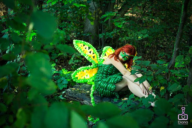 лесная фея аэродизайн