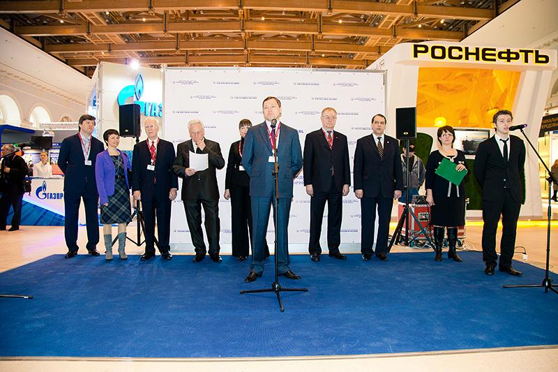 ТЭК России в 21 веке съемка