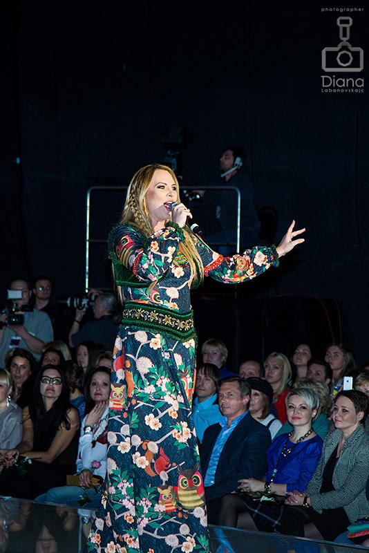 Неделя моды в Москве 2015, Варвара