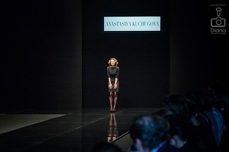 Неделя моды в Москве 2015, Анастасия Кучугова
