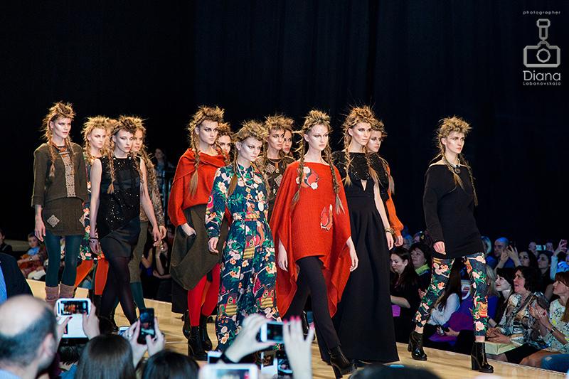 Неделя моды в Москве 2015, Elena Shipilova