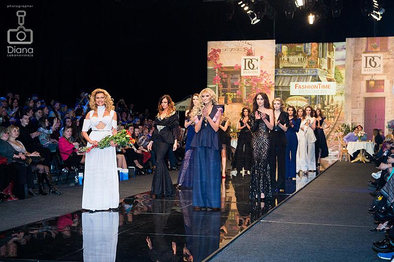 Неделя моды в Москве, Анна Соловьева