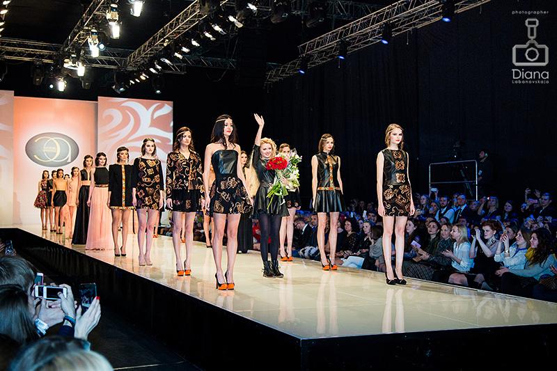 Неделя моды в Москве 2015, Eleonora Amosova