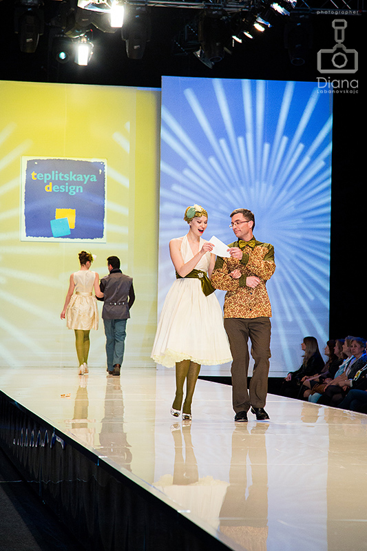 Неделя моды в Москве 2015, Teplitskaya Design