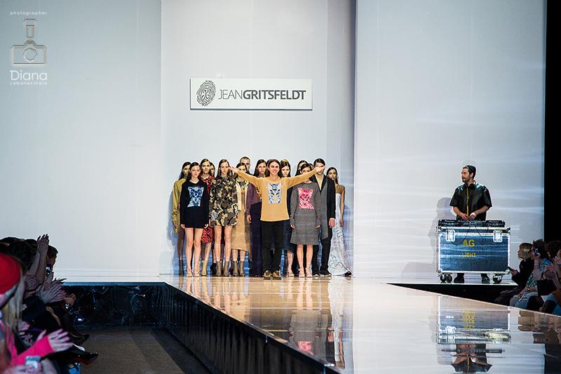 Неделя моды в Москве 2015, Жан Грицфельдт