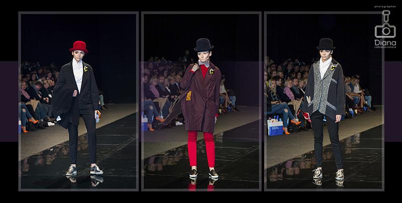 Неделя моды в Москве 2015,  Victoria Andreyanova