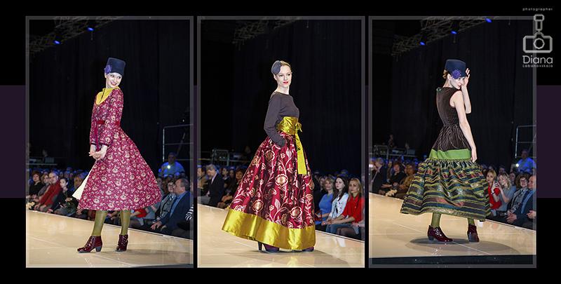 Неделя моды в Москве 2015, Теплицкая дизайн