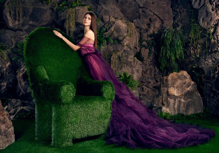 Кроссфото, студия с камнями, фотостудия Москва, необычная фотостудия, кресло из травы