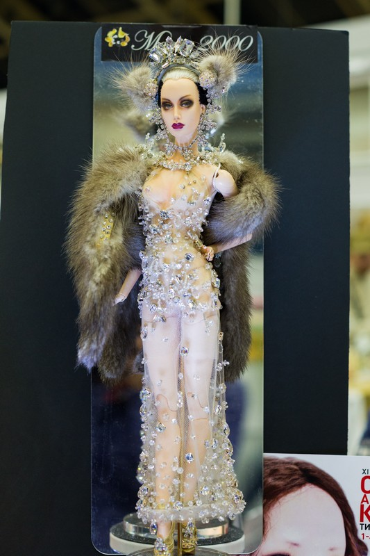 Mario Paglino, Gianna Grossi, Magia 2000, doll, Салон кукол в Москве 2015, http://dollsalon.ru/, international doll salon in Moscow,