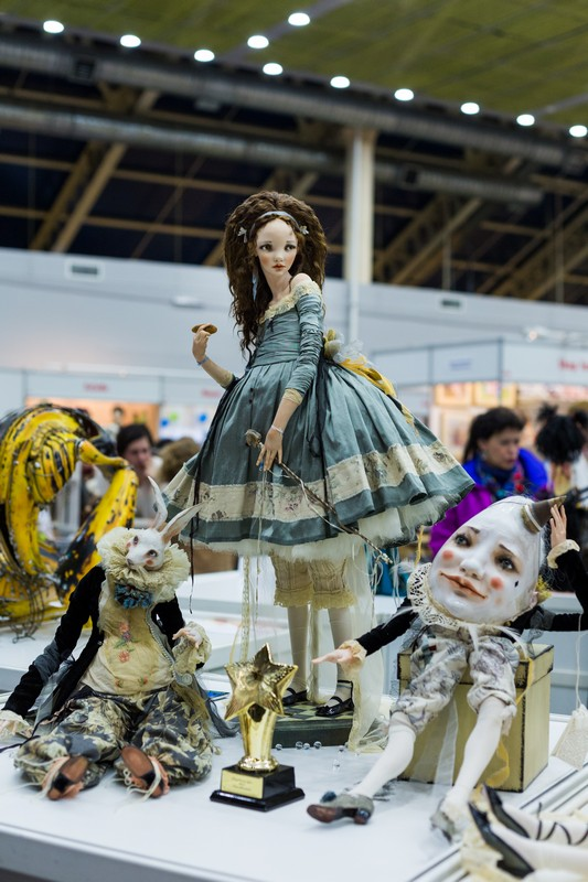 Алиса Филлипова, doll, Салон кукол в Москве 2015, http://dollsalon.ru/, international doll salon in Moscow, Алиса в стране чудес