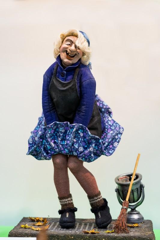 doll, Салон кукол в Москве 2015, http://dollsalon.ru/, international doll salon in Moscow, Мерлин Петровна, азбука