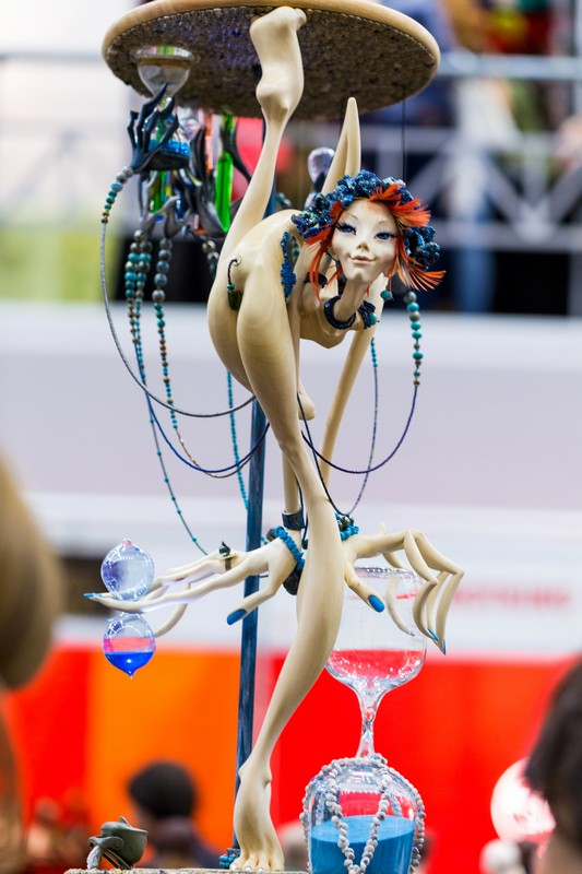 doll, Салон кукол в Москве 2015, http://dollsalon.ru/, international doll salon in Moscow, авторская кукла