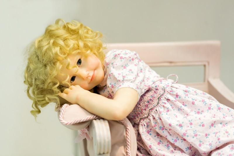 Laura Scattolini, doll, Салон кукол в Москве 2015, http://dollsalon.ru/, international doll salon in Moscow,