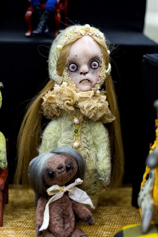 doll, Салон кукол в Москве 2015, http://dollsalon.ru/, international doll salon in Moscow, авторская кукла, Зацепин