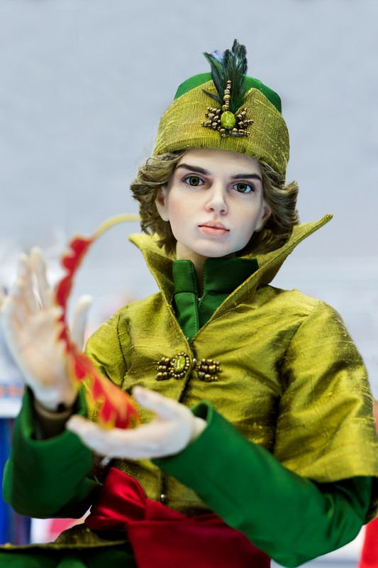 Demiurge dolls, doll, Салон кукол в Москве 2015, http://dollsalon.ru/, international doll salon in Moscow,