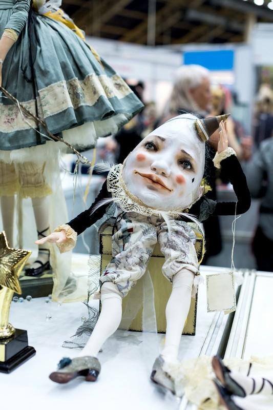 Алиса Филлипова, doll, Салон кукол в Москве 2015, http://dollsalon.ru/, international doll salon in Moscow, Алиса в стране чудес