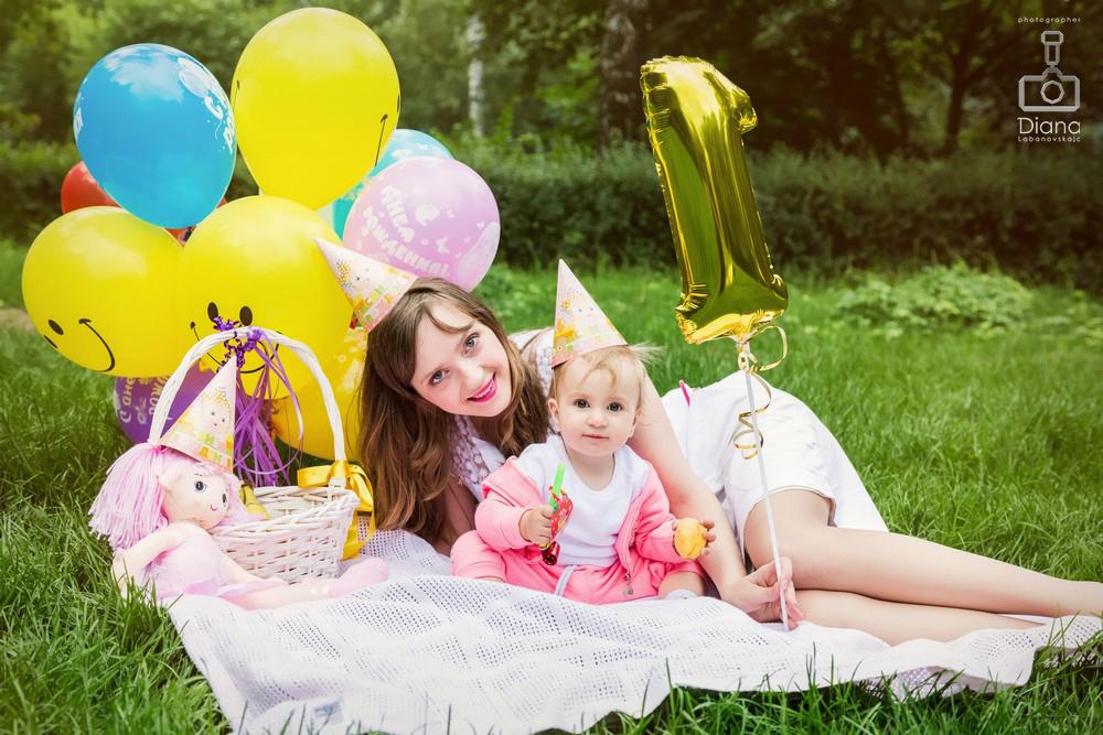 день рождения дочке 2 года на природе окрасов шерстки